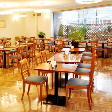 銀座ブロッサムのレストラン